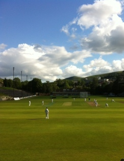 Ebbw Vale v Penydarren Country XI