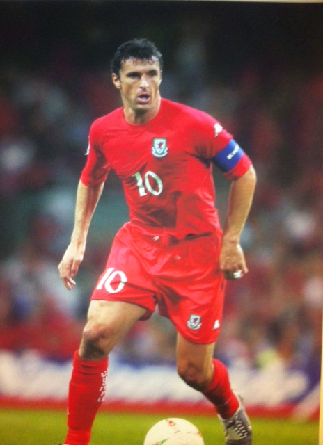 Gary Speed Wales