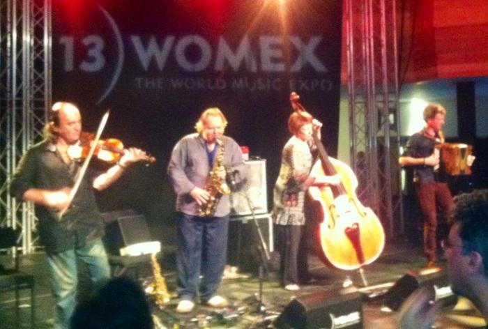 Jacky Molard Quartet