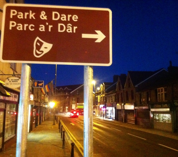 The Parc and Dare Theatre in Treorci is celebrating its centenary this year