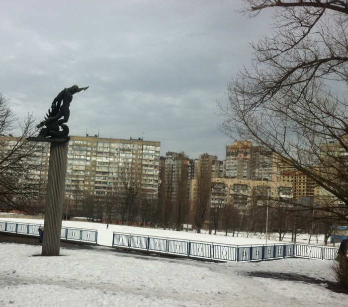 Death Match Stadium, Kyiv