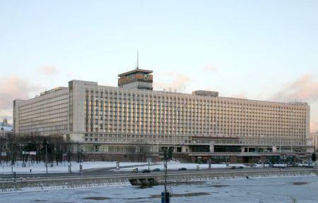 Rossiya Hotel, Russia v Wales