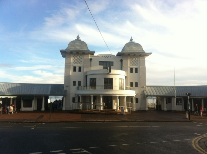 Penarth Pier has been refurbished at a cost of more than £4.2m
