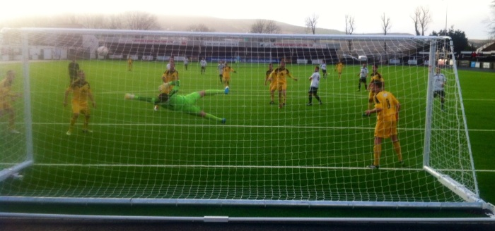North Leigh's keeper keeps Merthyr out