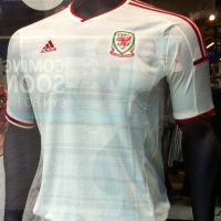 New Wales away kit is a dog