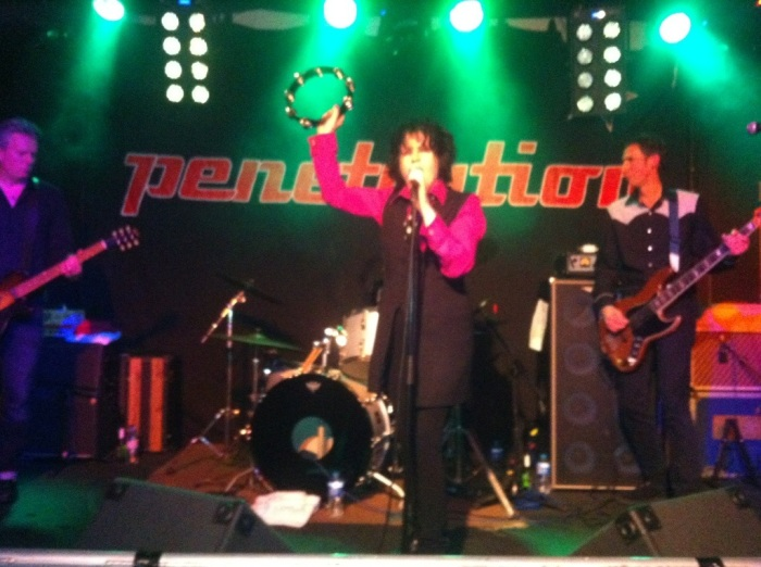 Penetration at The Globe in Cardiff