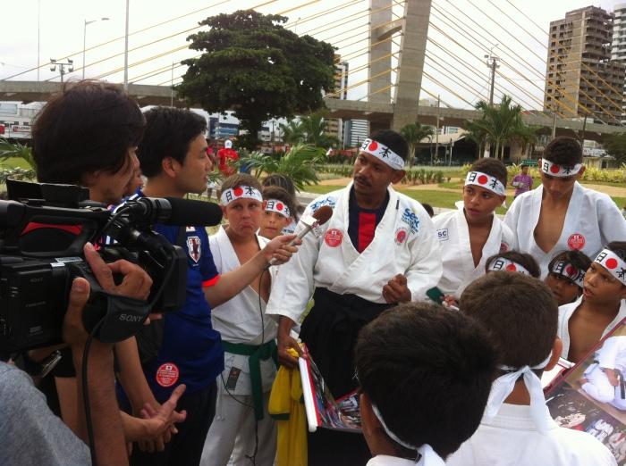 Japan v Greece, Natal