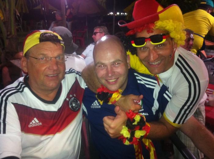Ghana v Germany, Fortaleza