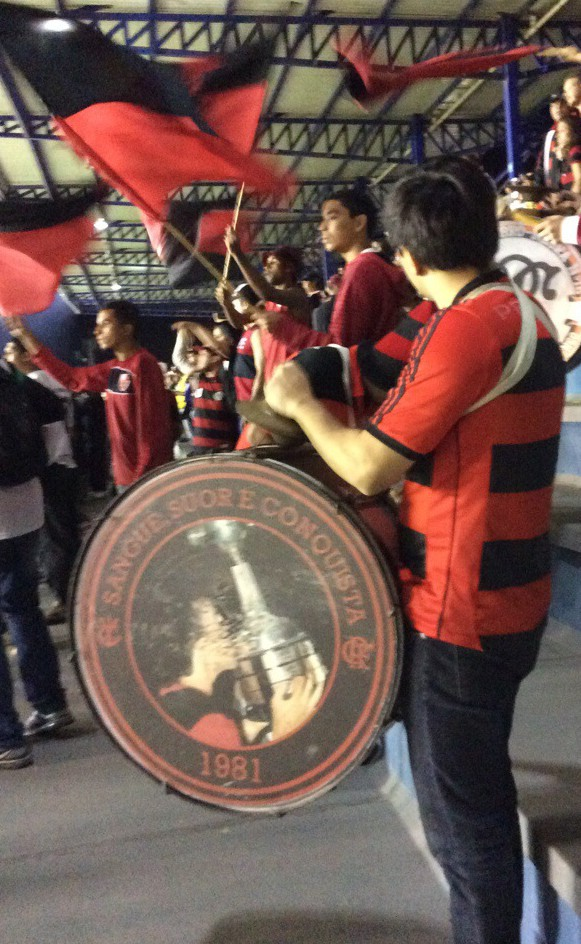 Flamengo v Atletico PR in Macae