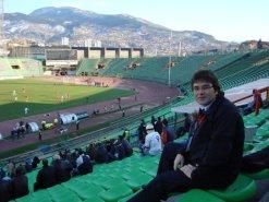 Bosnia v Wales, Sarajevo 2008