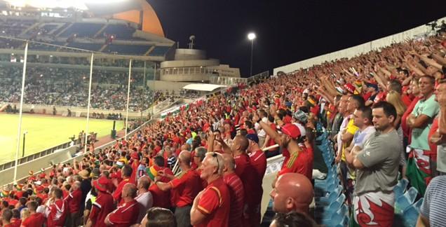 Cyprus v Wales