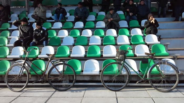 FC Poltava stadium