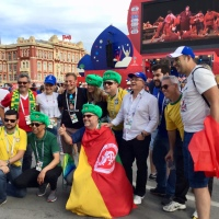 A day out in Rostov: Brazil 1 Switzerland 1